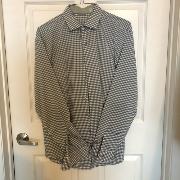 Kenneth Cole Reaction Other - Men's Kenneth Cole button up, 16 1/2 34/35